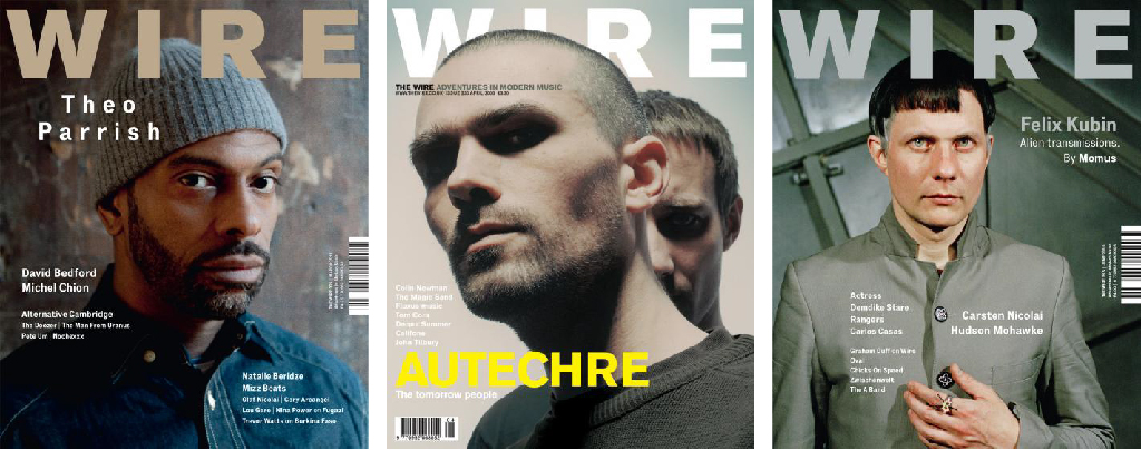 Covers reproduced with kind permission of The Wire.